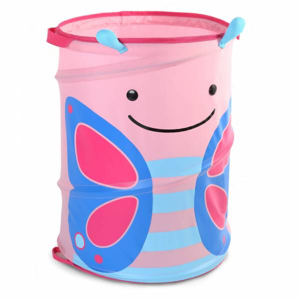 SKIP HOP Zoo Hamper Butterfly