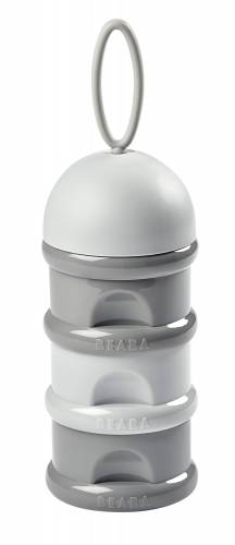 BEABA Milk Container - Light/DarkMist