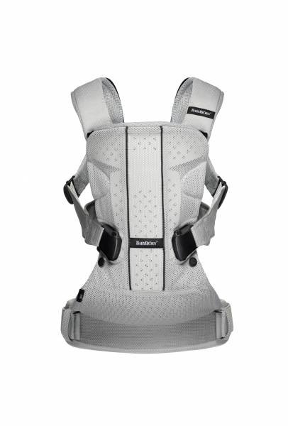 BABYBJORN Carrier One Mesh Silver