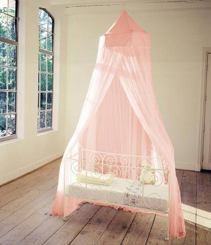 MOSQUITO NET - Pale Rose