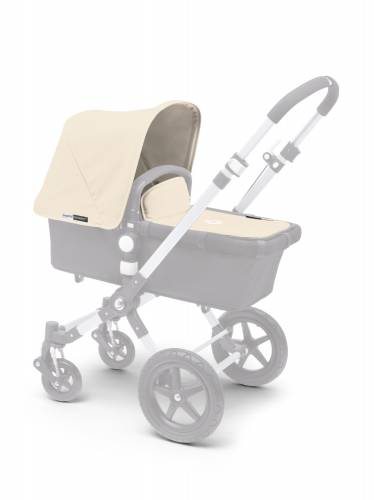 BUGABOO Cameleon 3 Fabric Set Extendable - Off White