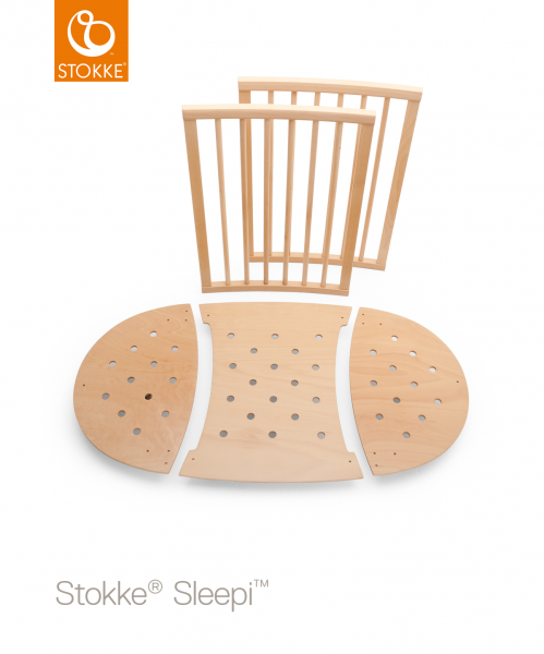 STOKKE Sleepi Bed Extension - Natural