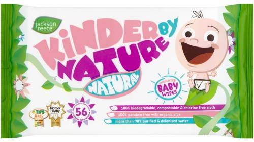 WIPES Kinder By Nature