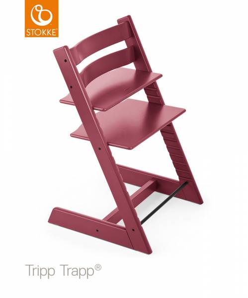 STOKKE Tripp Trapp Chair - Heather Pink