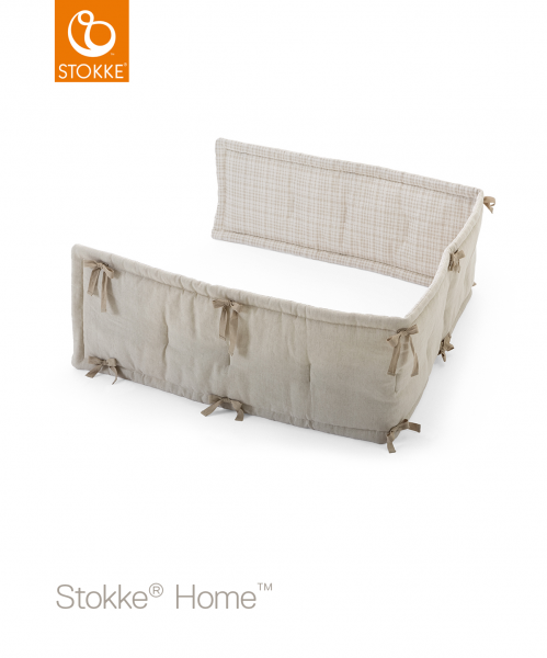 STOKKE Home Bed Half Bumper - Natural