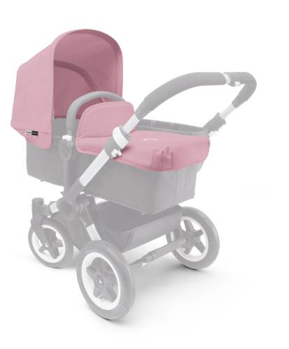 BUGABOO Donkey Fabric Set Extendable - Soft Pink