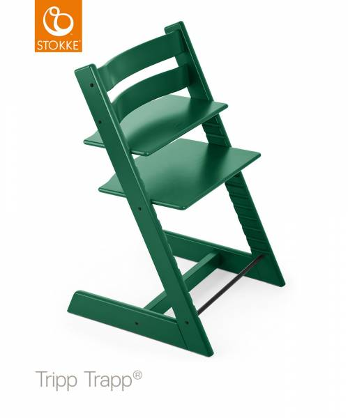 STOKKE Tripp Trapp Chair - Forest Green