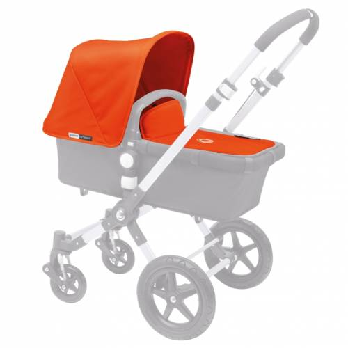 BUGABOO Cameleon 3 Fabric Set Extendable - Orange