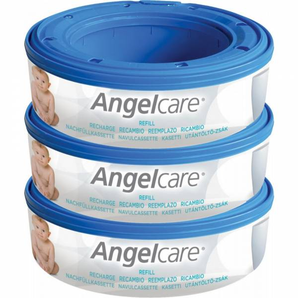 ANGELCARE Pail Refill 3 Pack
