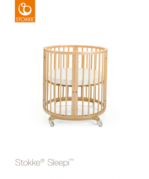 STOKKE Sleepi Bed Mini - Natural