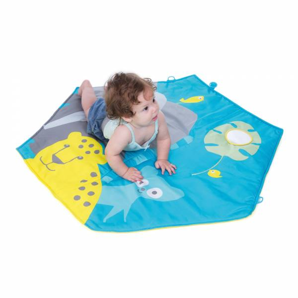 BabyToLove Pili Playmat - Jungle