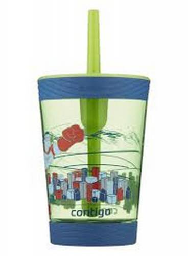 CONTIGO SPILL PROOF TUMBLER SUPER HERO