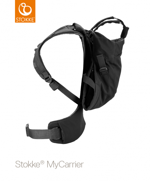 STOKKE My Carrier Back - Black