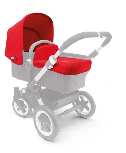 BUGABOO Donkey Fabric Set Extendable - Red