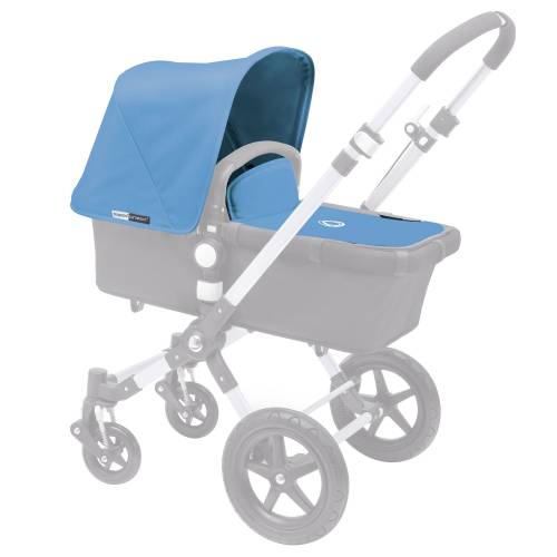 BUGABOO Cameleon 3 Fabric Set Extendable - Ice Blue