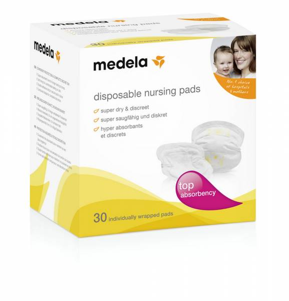 MEDELA Disposable Bra Pads/30