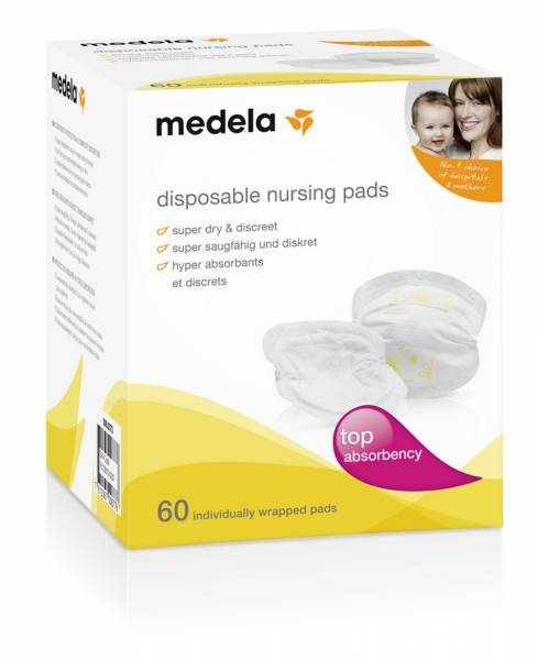 MEDELA Disposable Bra Pads/60