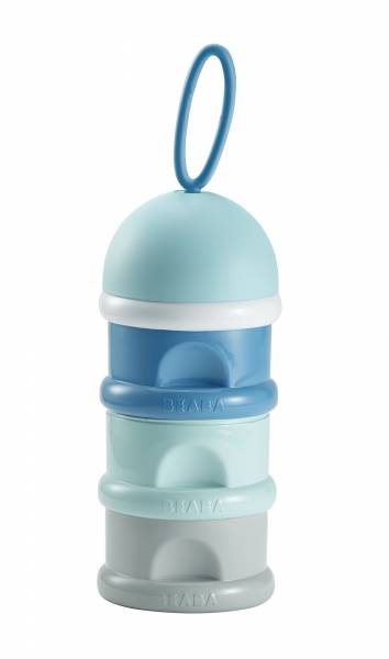 BEABA Milk Container - Blue