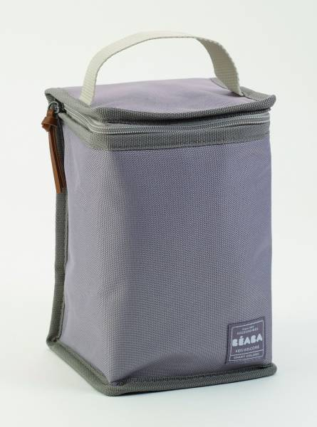 BEABA Isothermal Pouch - Taupe Black