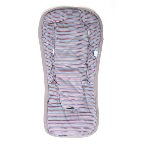 GITTA Seat Pad - Red Stripes