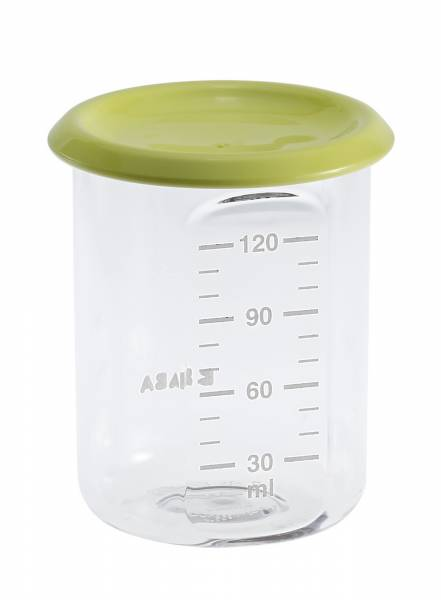 BEABA Food Jar 120 ml Tritan - Neon S