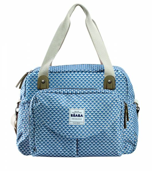 BEABA Geneva Bag - Blue