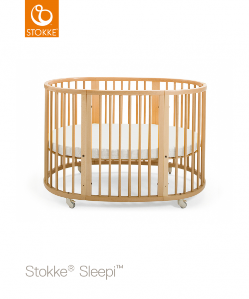 STOKKE Sleepi Bed Cot - Natural
