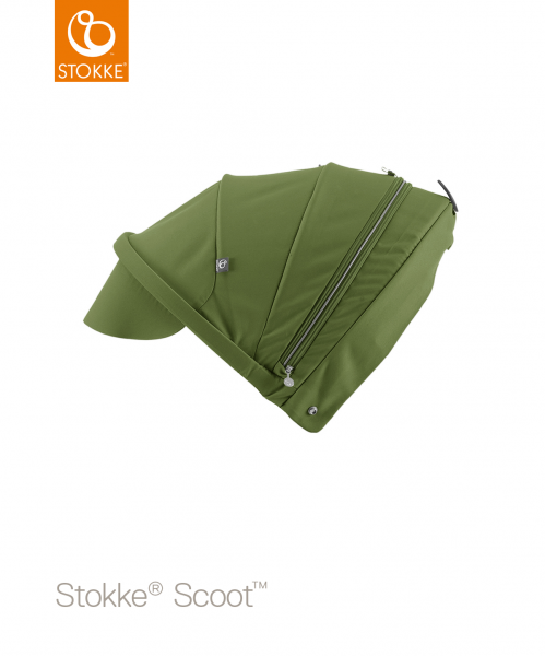 STOKKE Scoot Canopy - Green