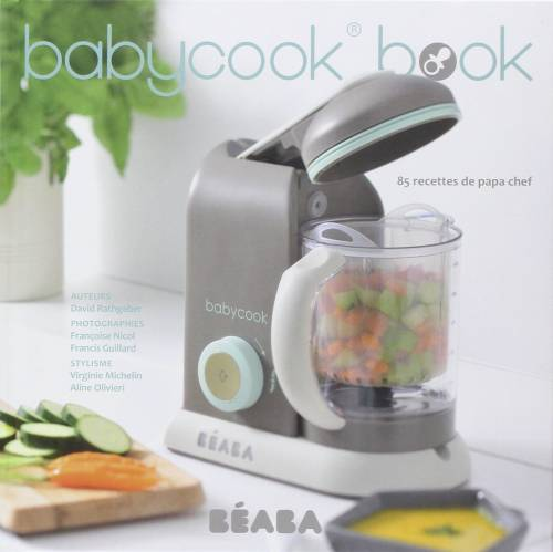 BEABA Babycook Book French