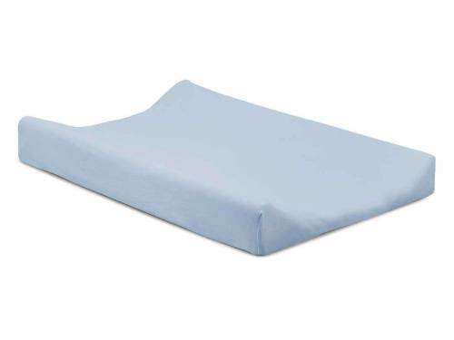 JOLLEIN Changing Mat Cover - Light Blue