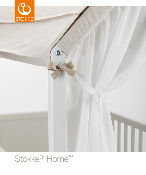 STOKKE Home Bed Roof - Natural