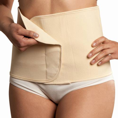 CARRIWELL Belly Binder Natural S/M
