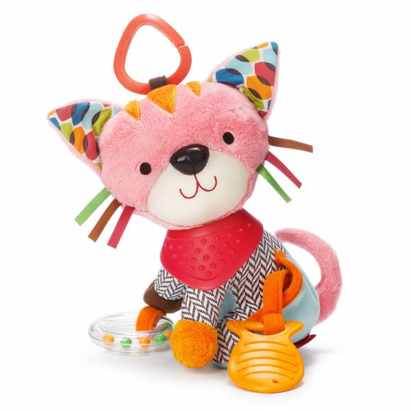 SKIP HOP Bandana Buddies - Kitty