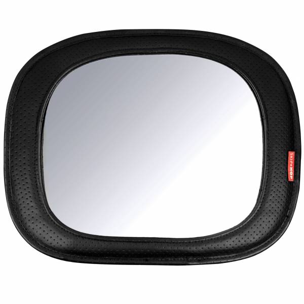 SKIP HOP Backseat Mirror Black