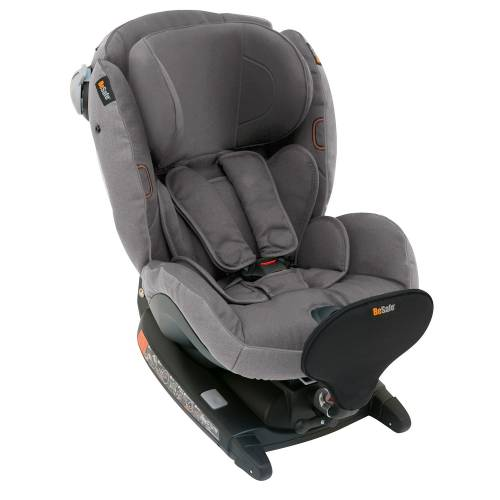 BE SAFE iZi Combi Isofix Metallic Melange