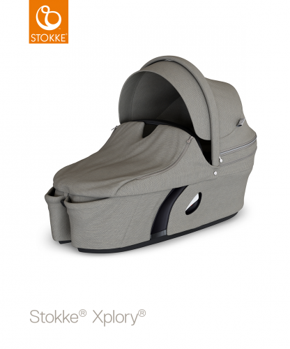 STOKKE Xplory Carrycot V6 - Athleisure Green