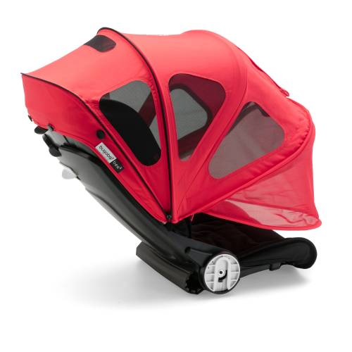 BUGABOO Bee Breezy Sun Canopy - Neon Red